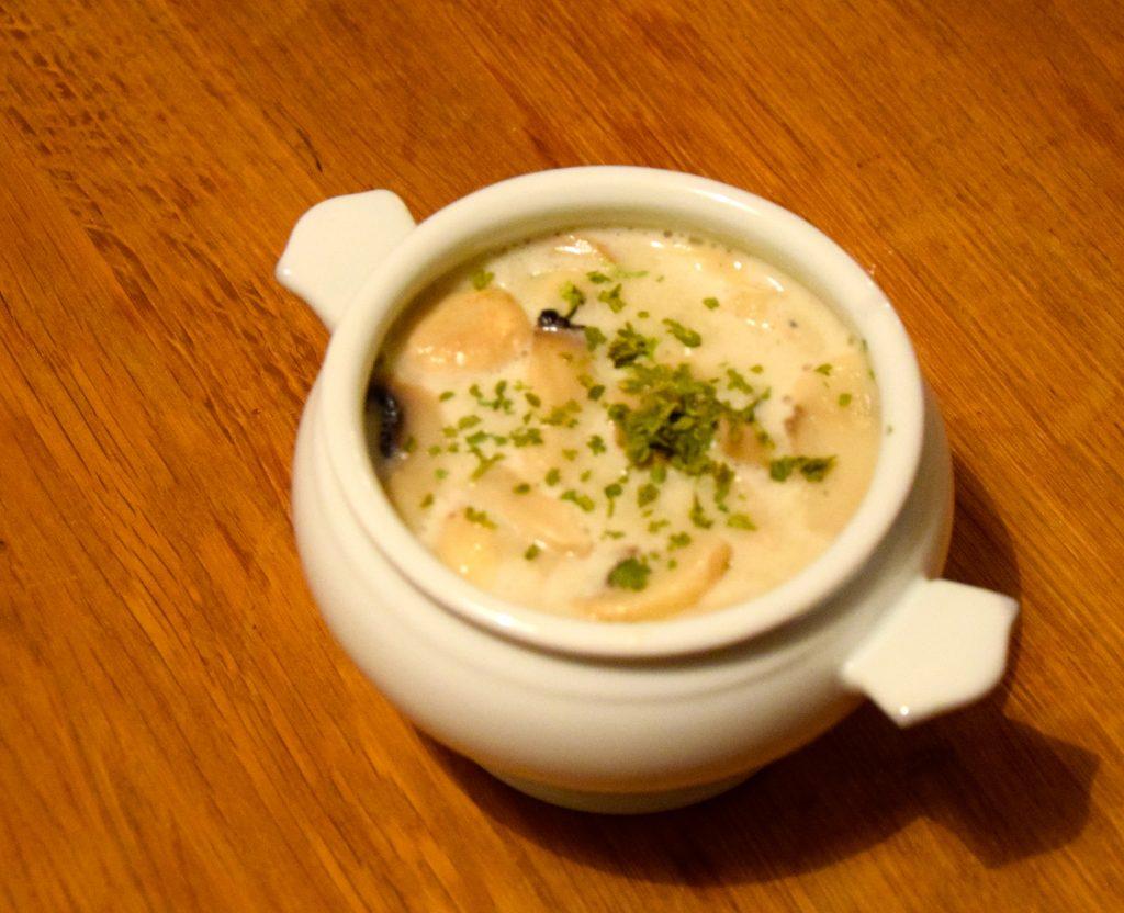 champignon creme suppe frisch schneller fertig als aus der t te thermiqueen. Black Bedroom Furniture Sets. Home Design Ideas