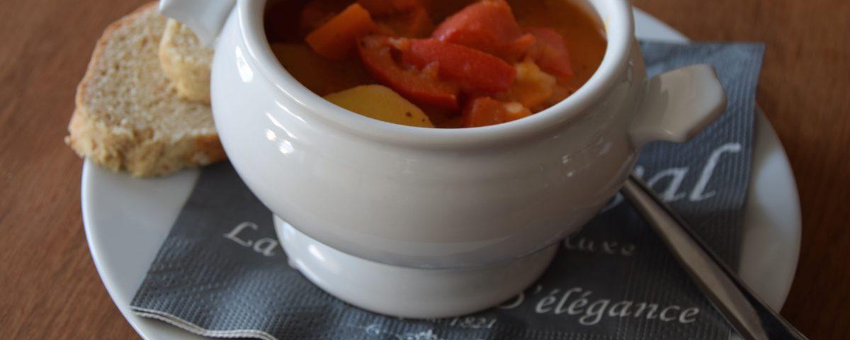 Kartoffel-Gulasch vegetarisch
