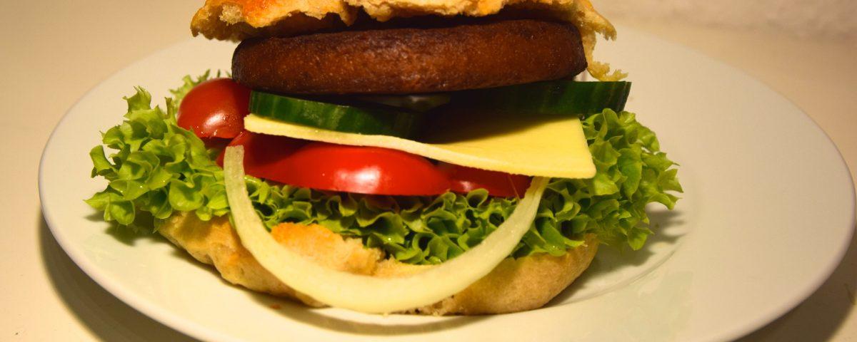 Burger, TM5, Vorwerk, Thermomix, Burgerbrötchen, Buns