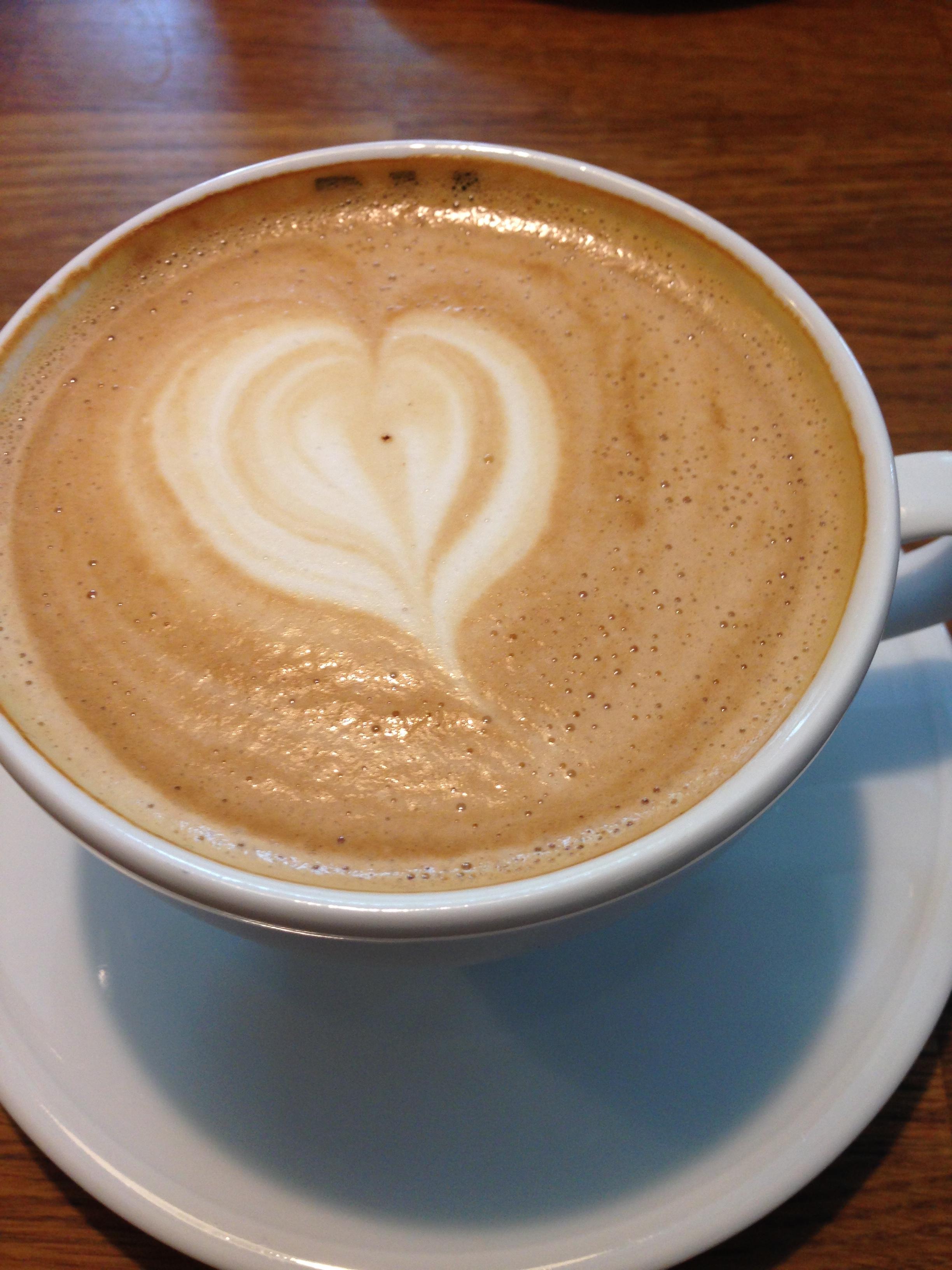 Kaffee-Liebe