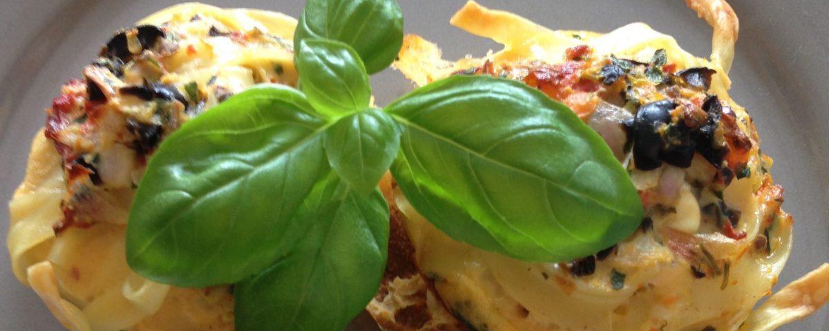 Pasta-Muffins, Vorwerk, Thermomix, Lecker, Essen, Backen, Muffin, Pasta, Nudeln, Kochen, Backen, Backofen, TM5,