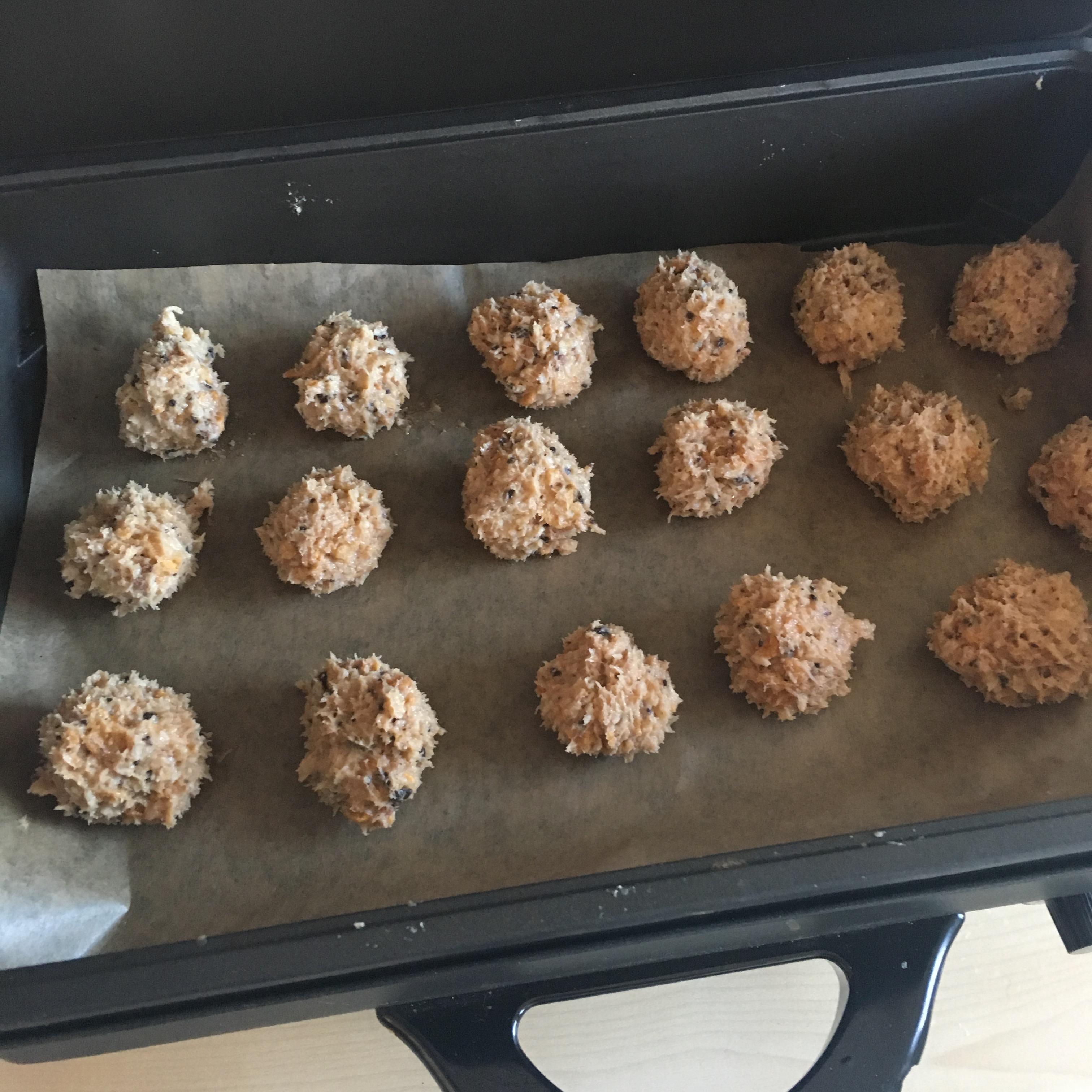 Kekse aus dem Mulex Grill