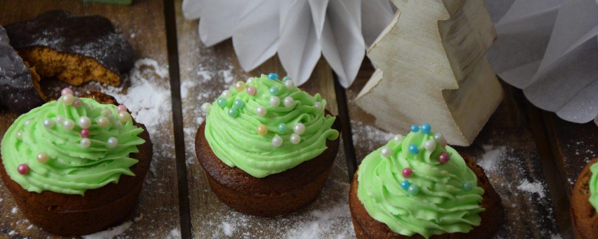 Tannenbaum Cupcakes