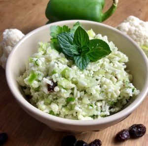 Low Carb Blumenkohl-Salat aus dem Thermomix®