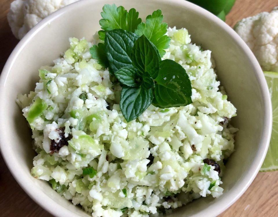 Blumenkohl-Salat aus dem Thermomix®