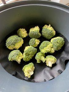 Brokkoli im Varoma